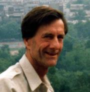 NCC Architect John Leaning