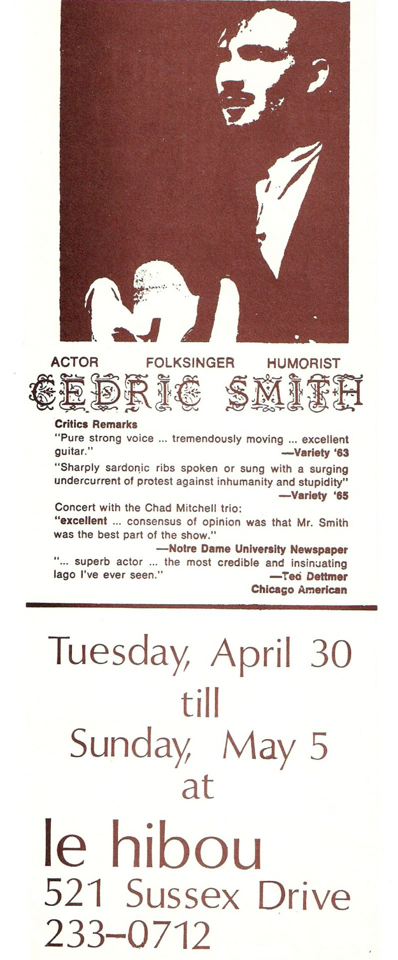 Cedric Smith