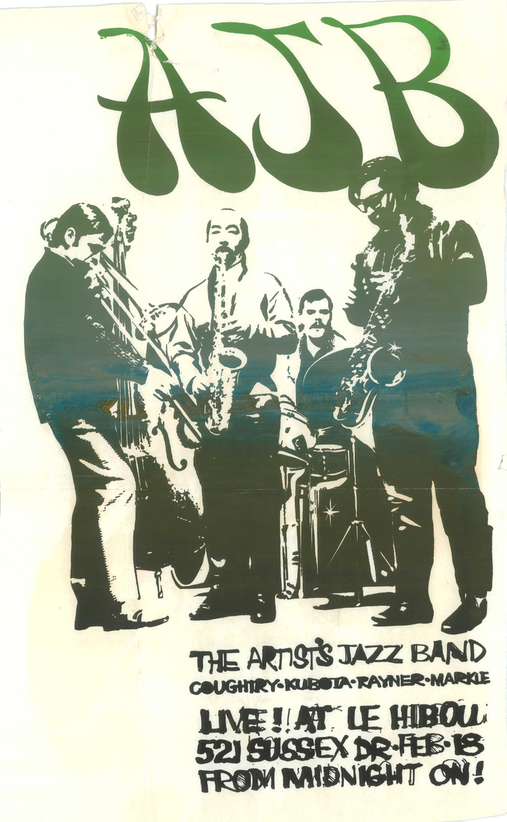 The Artist's Jazz Band