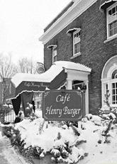 Café Henry Burger