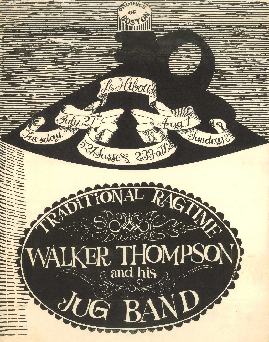 Walker Thompson Jug Band