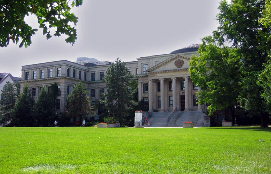 Tabaret Hall, University of Ottawa