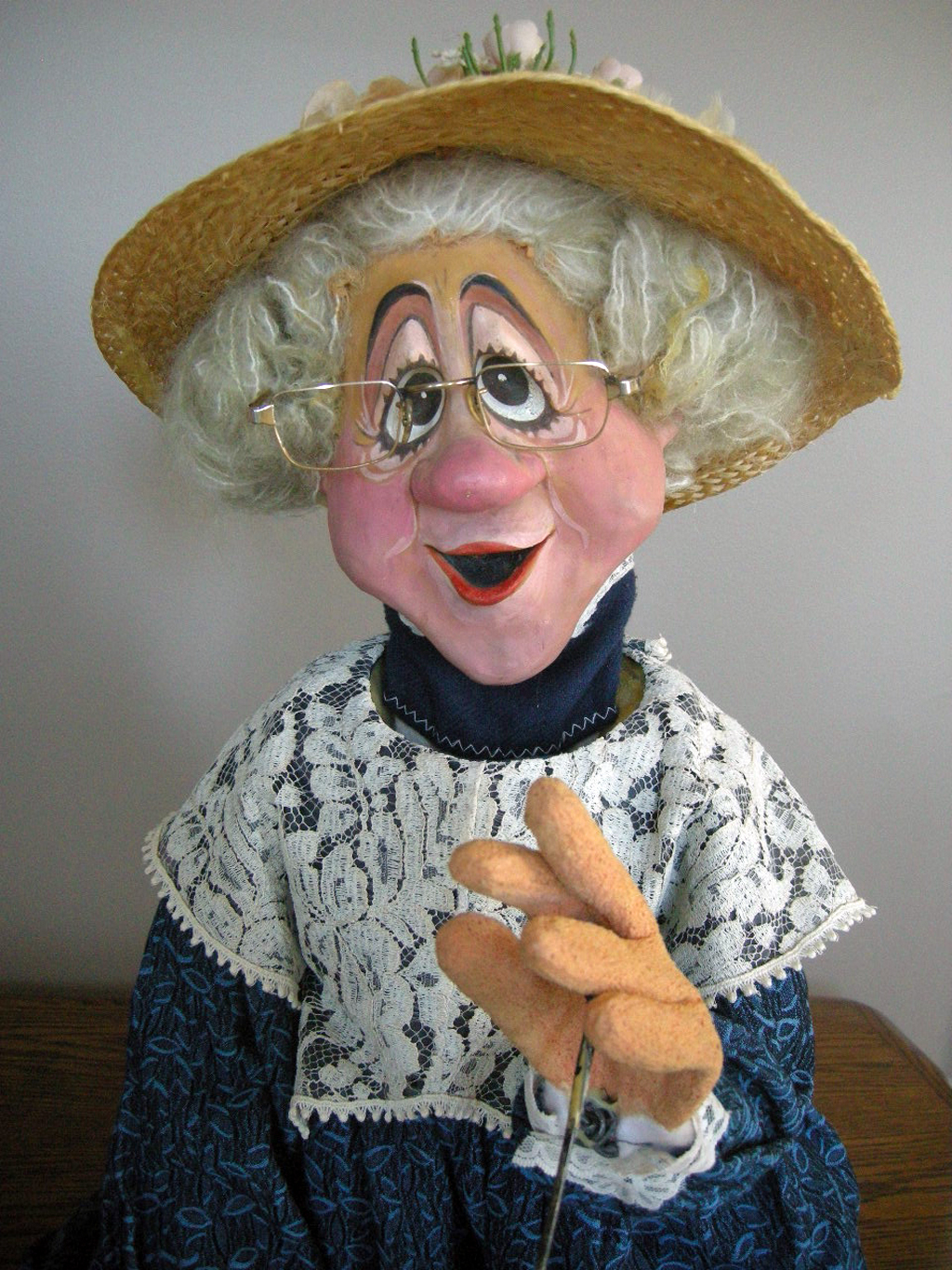 Noreen Young Puppet - Granny