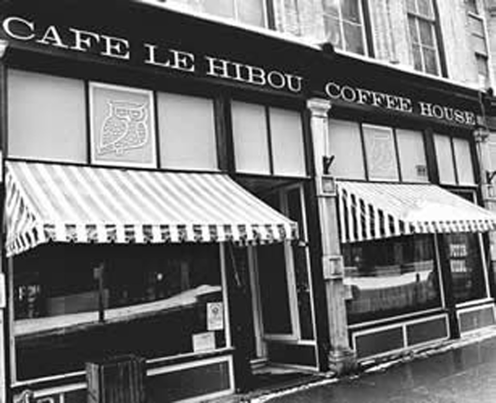 Café Le Hibou Coffee House