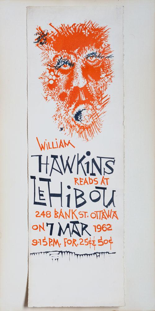 Bill Hawkins Poster